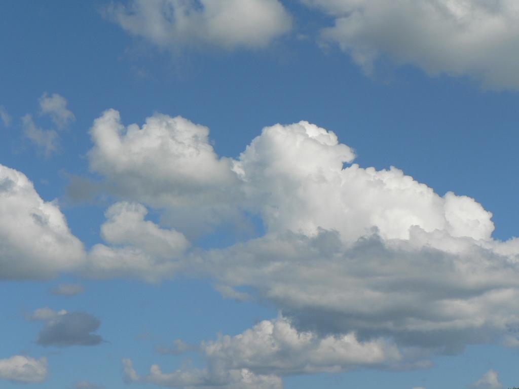 Watercolor Sky Clouds