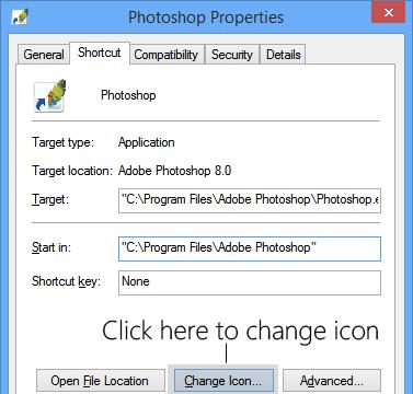 13 Change Icon Of Program Images