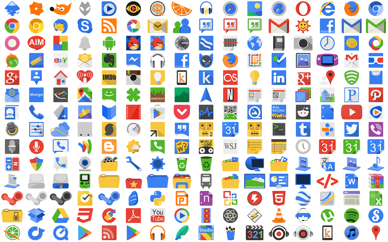 11 Change Icon Pack Images