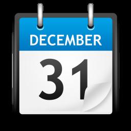 Year Calendar Icon