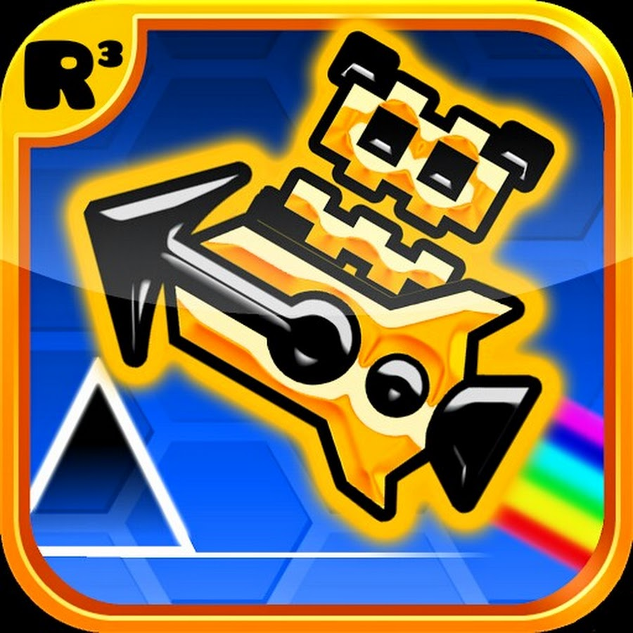 YouTube Geometry Dash