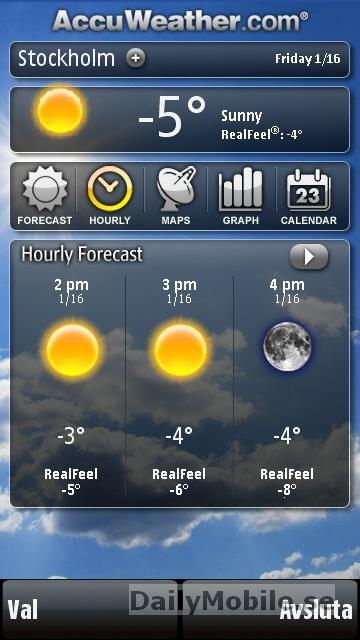 Desktop & Mobile Weather Apps   WeatherBug