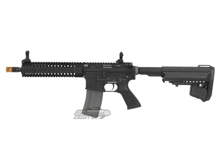 8 Full Metal AEG Airsoft Gun Classic Army M6A2 PSD Images