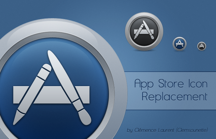 Mac App Store Icon By Gianlucadivisi Deviantart – Wonderful