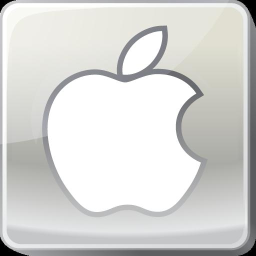 Apple Social Media Icon