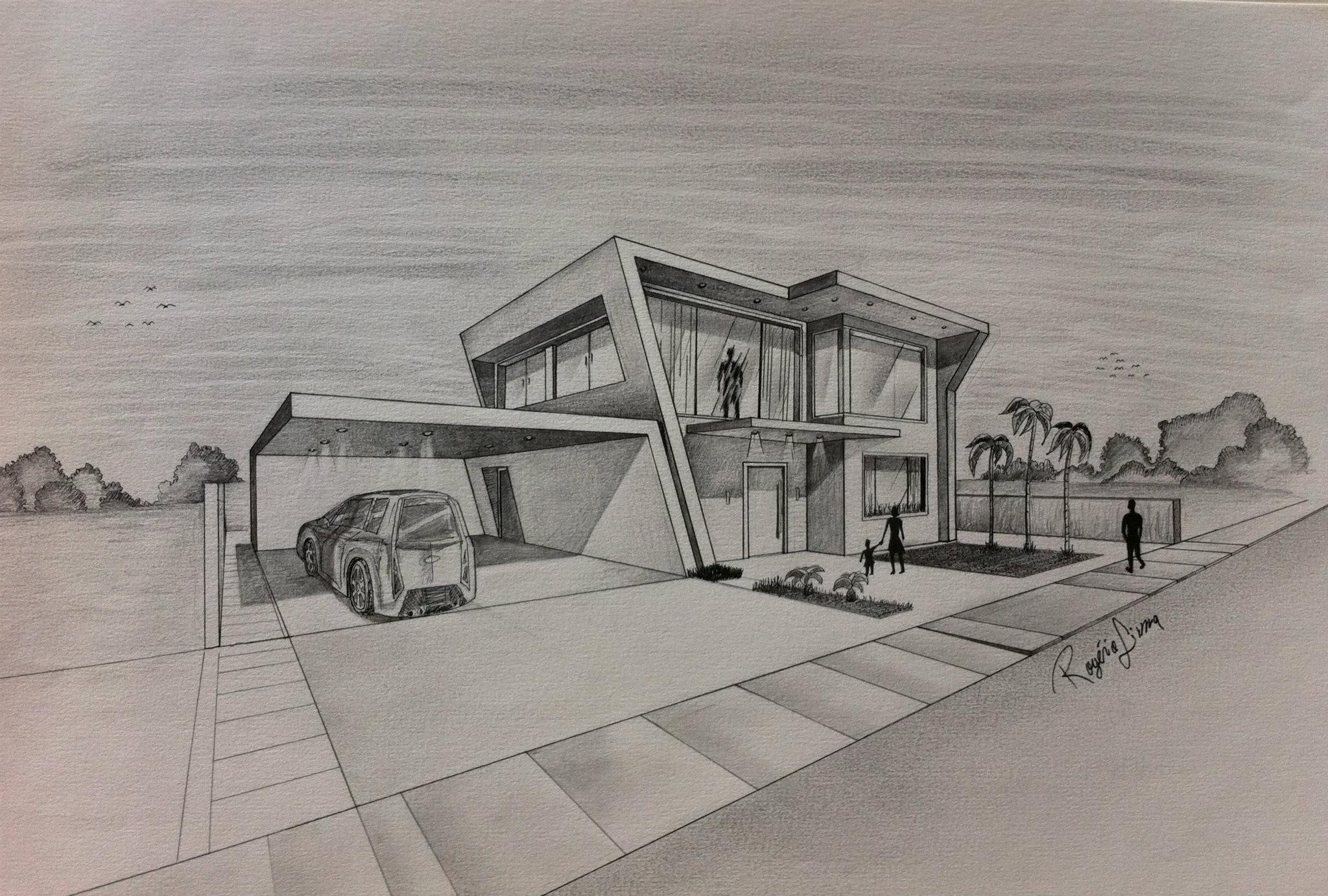 7 Architectural Design Drawings Images