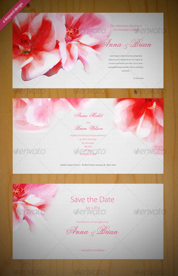 18 Download Invitation Cards Psd Templates For Weddings
