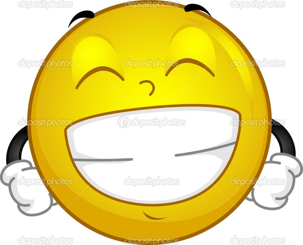 17 Big Grin Smiley Emoticon Green Images - Small Smiley ...