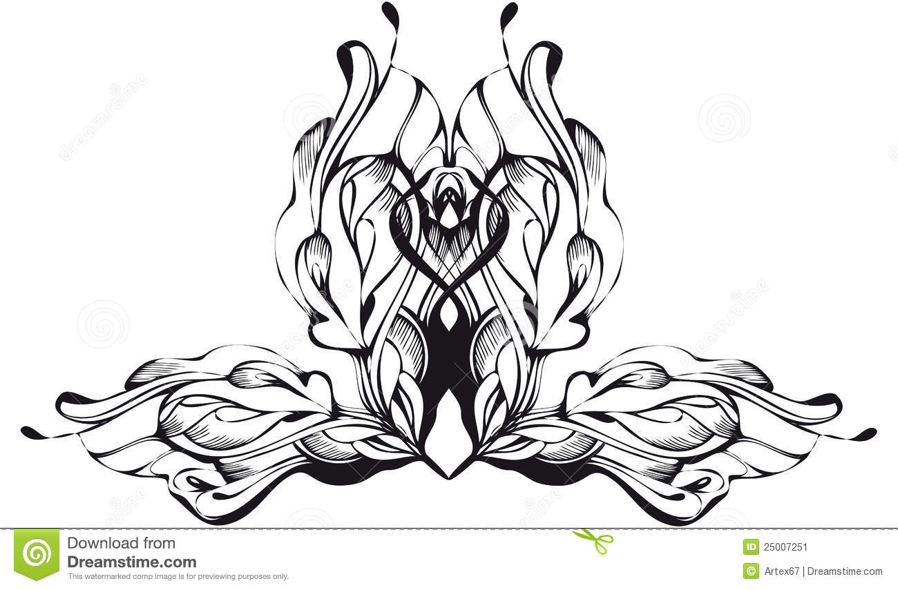 6 Black And White Graphic Design Images