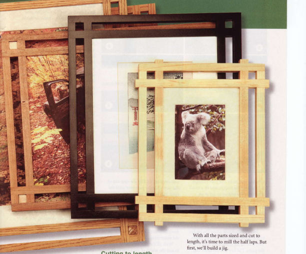 16 Cool Picture Frame Designs Images