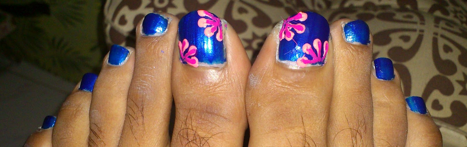 Cool Toe Nail Polish Designs