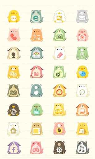Outstanding 12 Cute App Icons Images How To Customize Your Iphone Apps Cute Hairstyle Inspiration Daily Dogsangcom