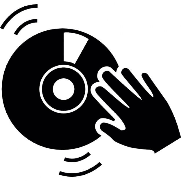 DJ Music Icon