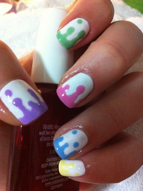 15 Nail Designs For Short Nails Easy Do Yourself Images