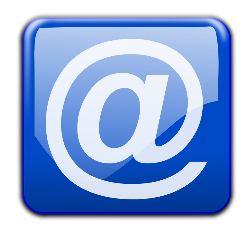 6 Email Button Icon Images