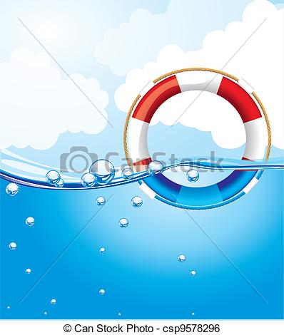 Float On Water Photo Clip Art