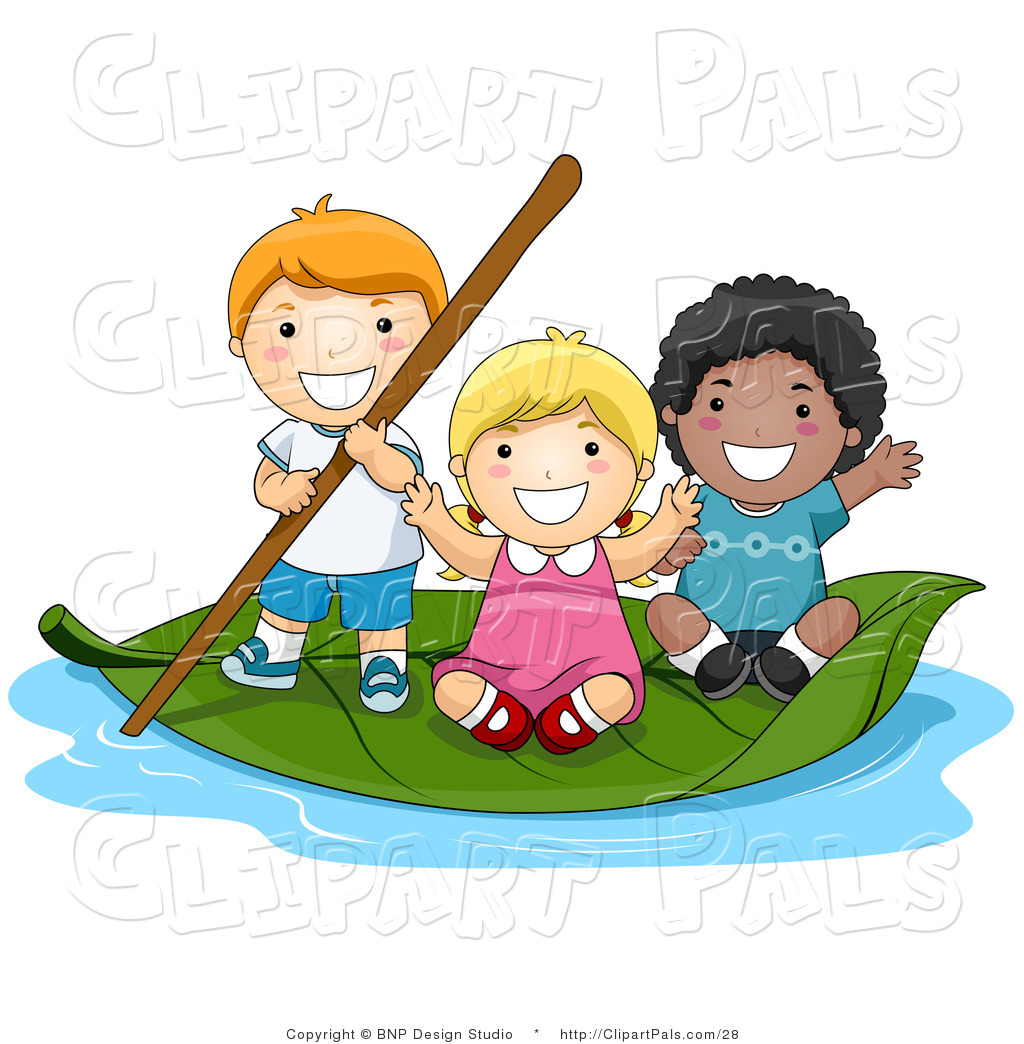 Free Children Clip Art