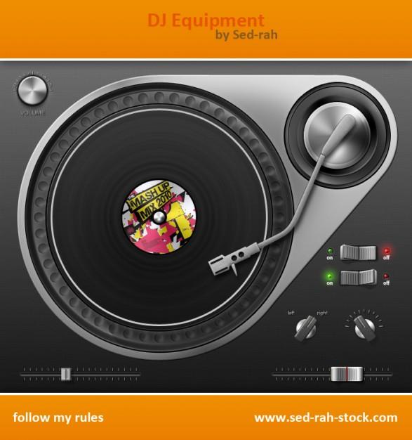 Free DJ Equipment