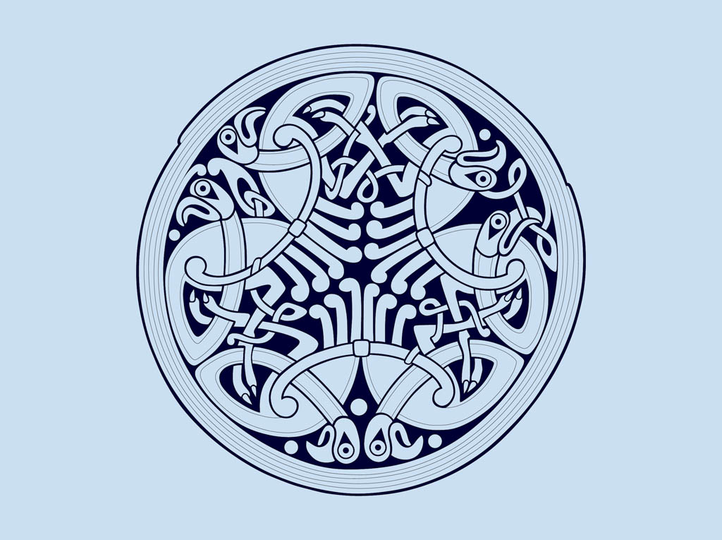 13 Celtic Vector Designs Images
