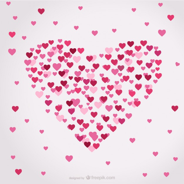 Free Vector Heart Shape