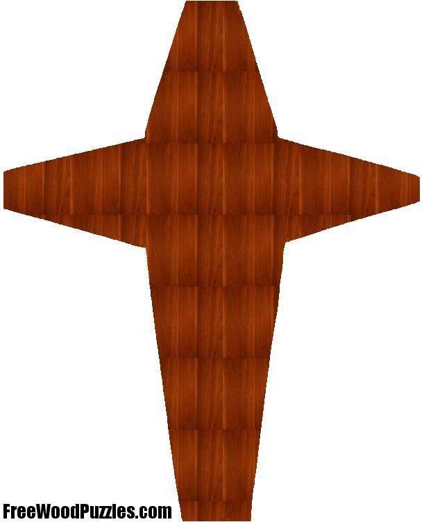 Free Wood Cross Patterns Designs