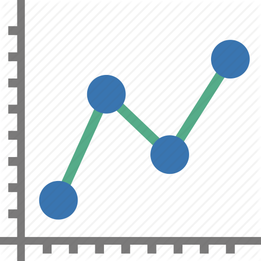Graph Line Chart Icon