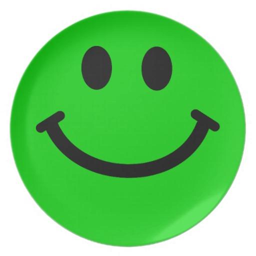 17 big grin smiley emoticon green images small smiley