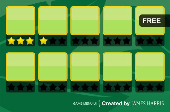 iPhone Menu Games