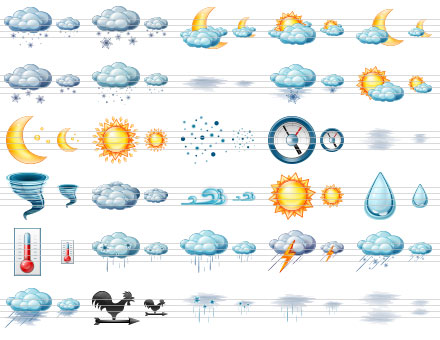11 Weather Channel Desktop Icon Images
