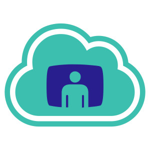 Life-Size Cloud Icon