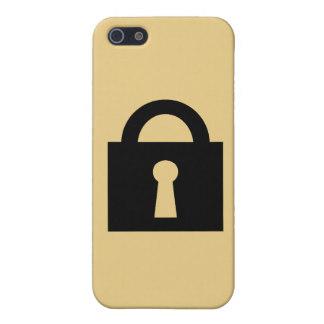 Lock Icon On iPhone