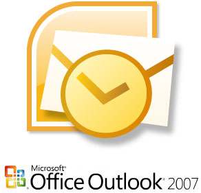 12 Outlook 2007 Icon Images Microsoft Outlook 2007 Icon Microsoft
