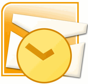 12 Outlook 2007 Icon Images