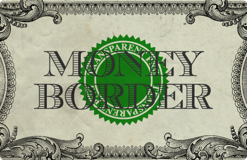 Money Border Transparent