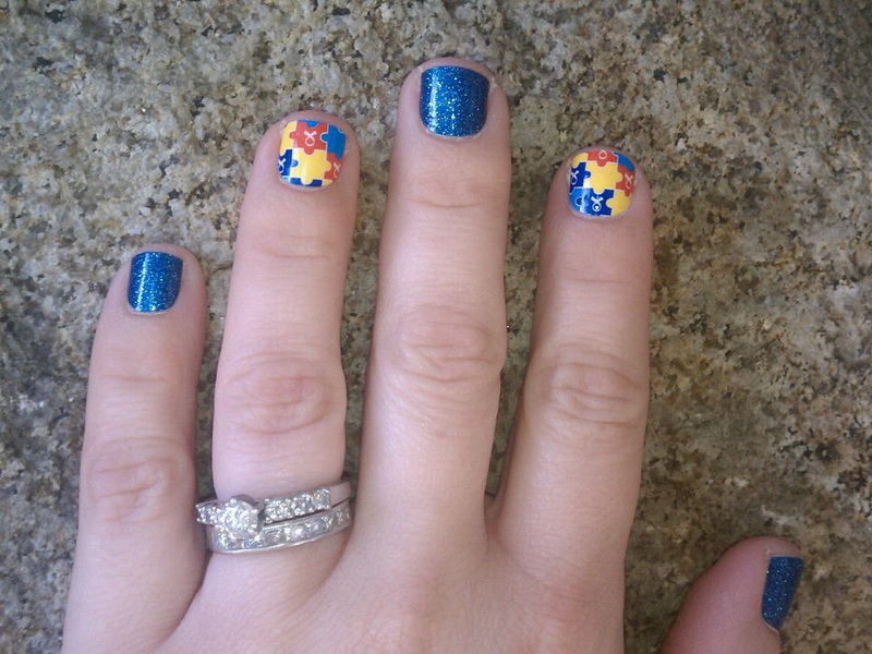 Very Easy Nail Art Designs For Short Nails Crossfithpu