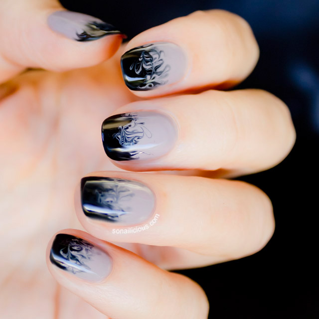 Ombre French Nail Designs