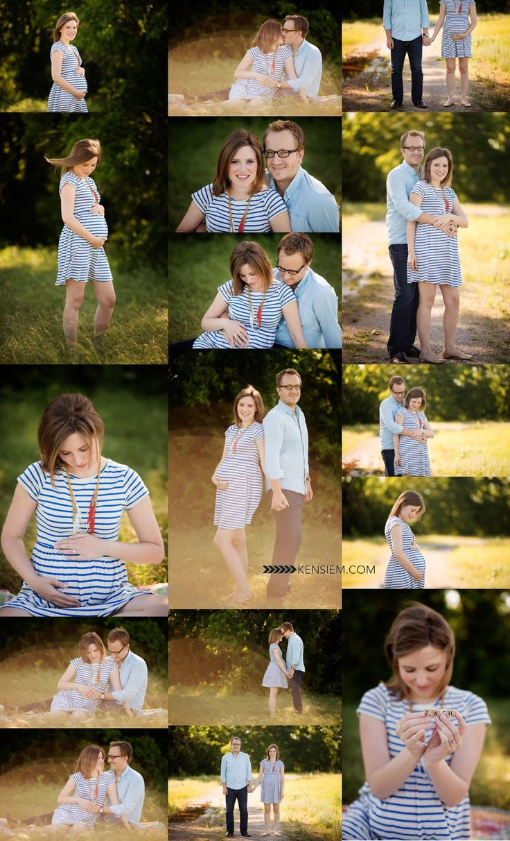 Outdoor Maternity Photography Poses