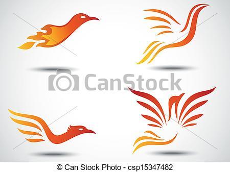 Phoenix Bird Clip Art