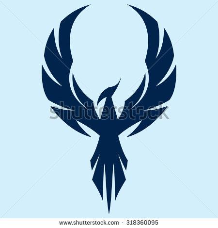 Phoenix Bird Icon