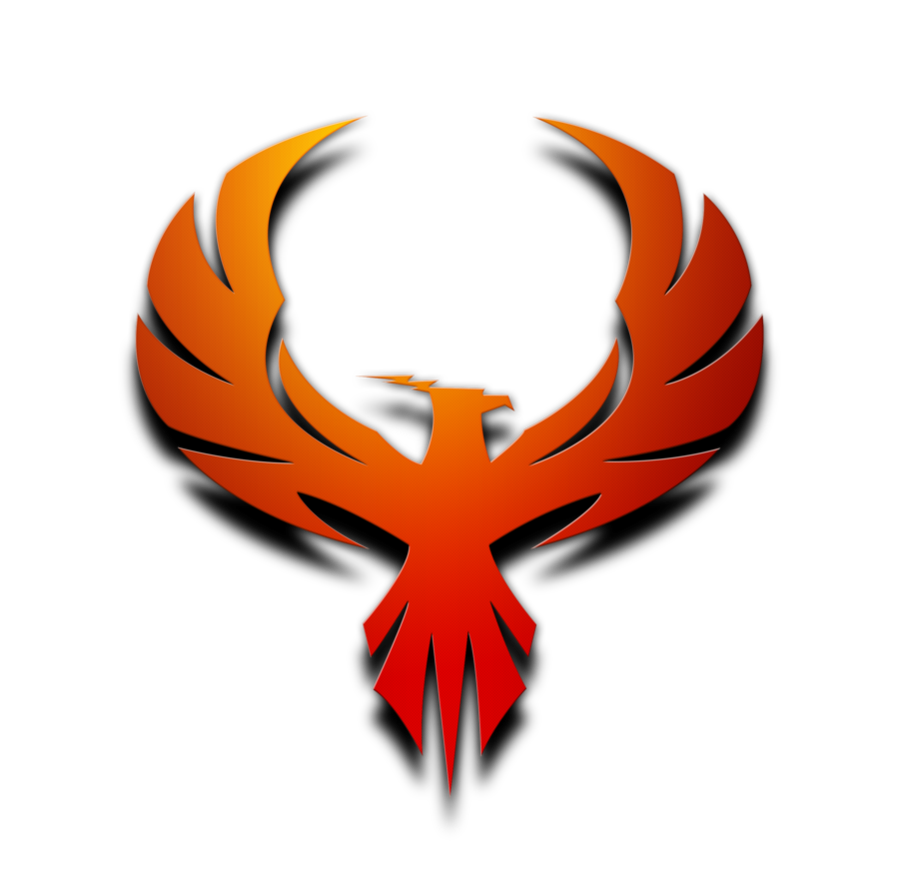 Phoenix Bird Logo Designs