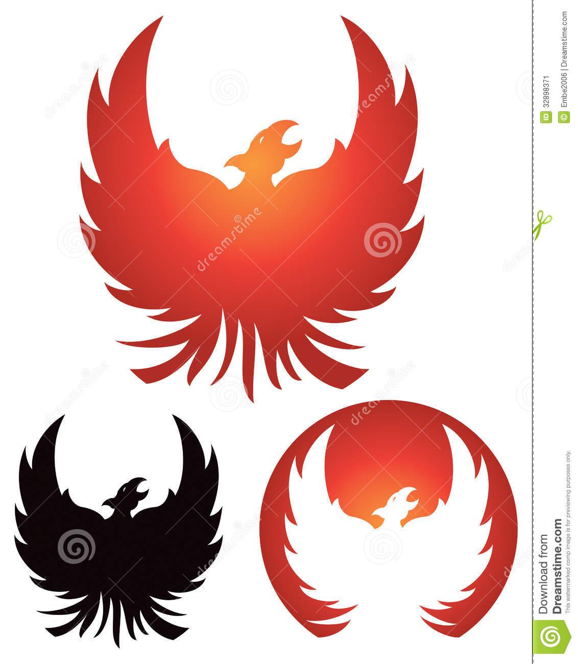 Phoenix Flames Logo