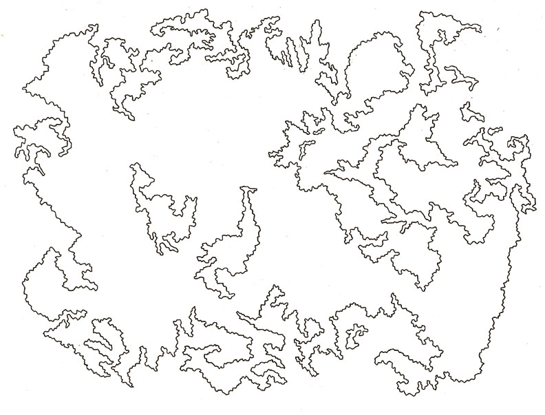 Printable Blank World Maps