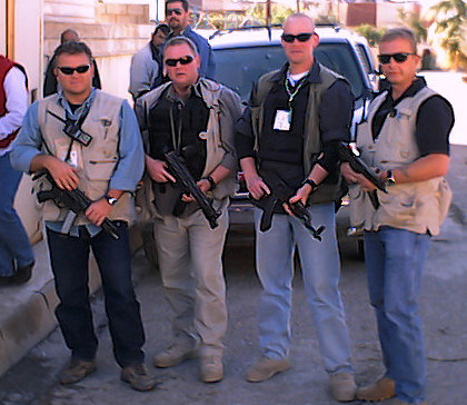 Private Military Contractor Jobs