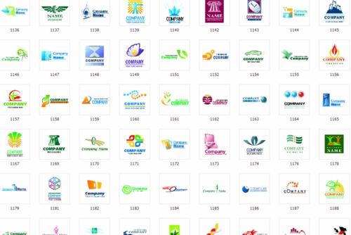 Шаблоны Логотипов Psd Скачать