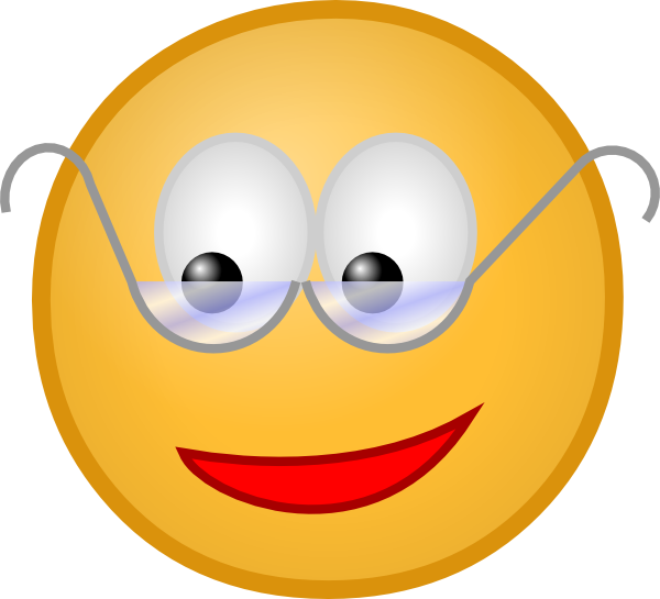 15 Emoticon With Glasses Images