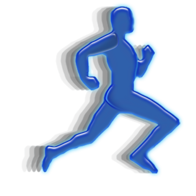 8 Running Man Icon Images