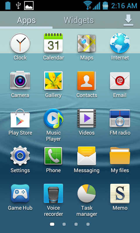 how to use voice text on samsung galaxy s3