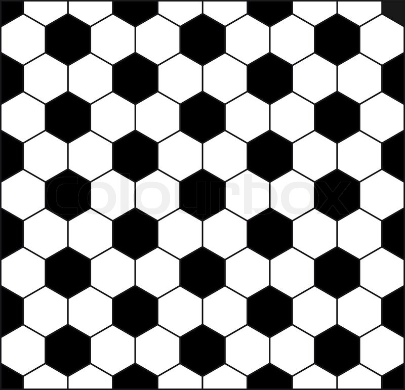 Fancy Soccer Ball Pattern Template Ideas   Example Resume And .