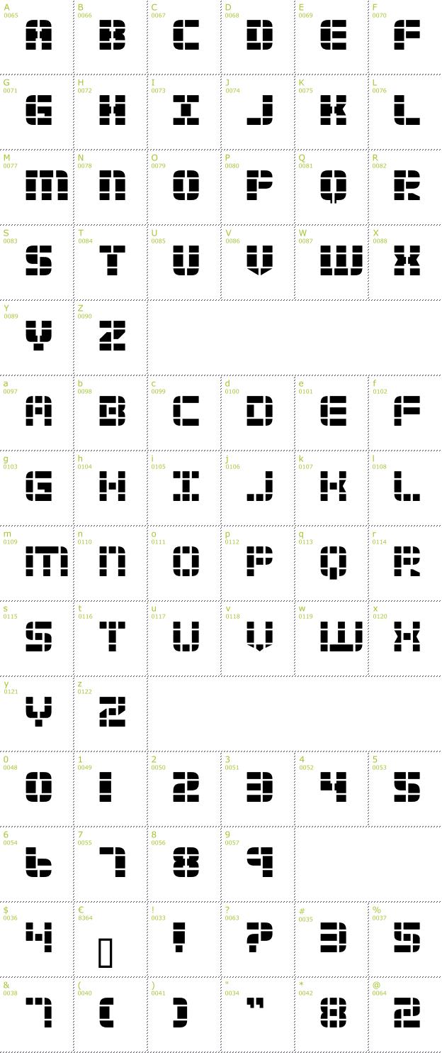 Tech Fonts Free Download