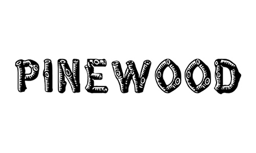 Wood Log Font Free Download